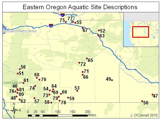 e or aquaticsitedescriptionmap 2