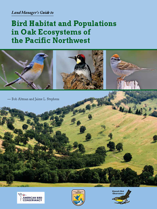 Altman and Stephens 2012 Land managers guide to oak ecosystem cover 72 ppi 4.5x6